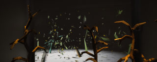 Kim Jotuni, Forest 2.0, 2021. Kuva: Aukusti Heinonen